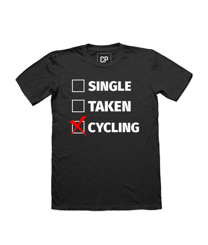 Single Taken Cycling T-Shirt