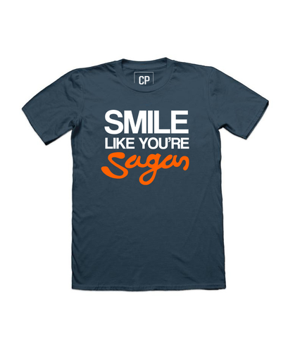 Smile Like You're Sagan T-Shirt