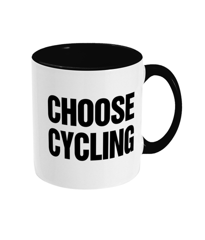 Choose Cycling Mug