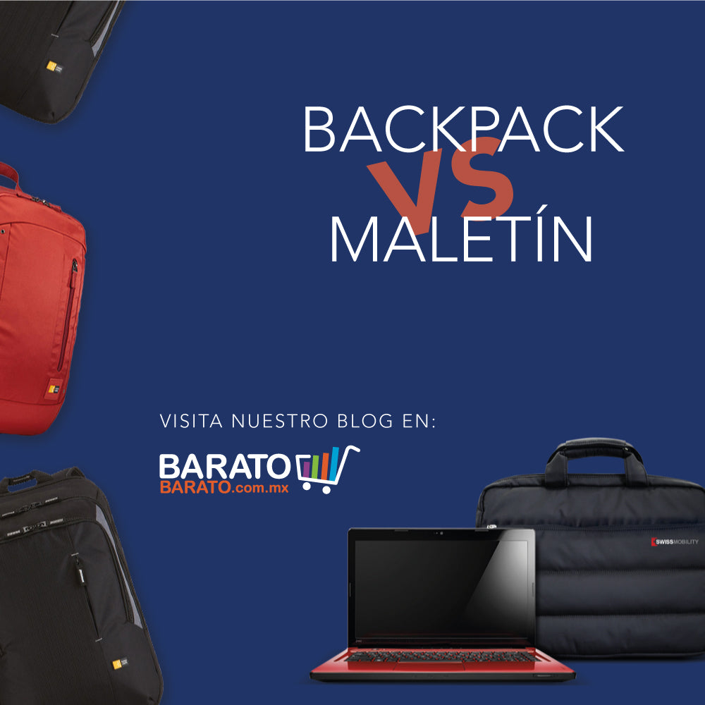Backpack VS Maletín
