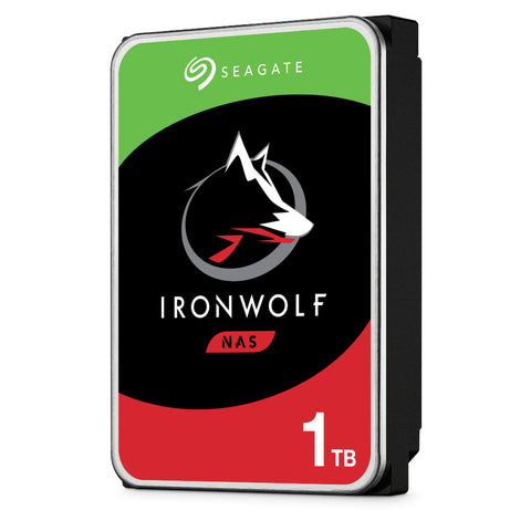 DISCO DURO INTERNO IRONWOLF 1TB 5900RPM SATA ST1000VN002