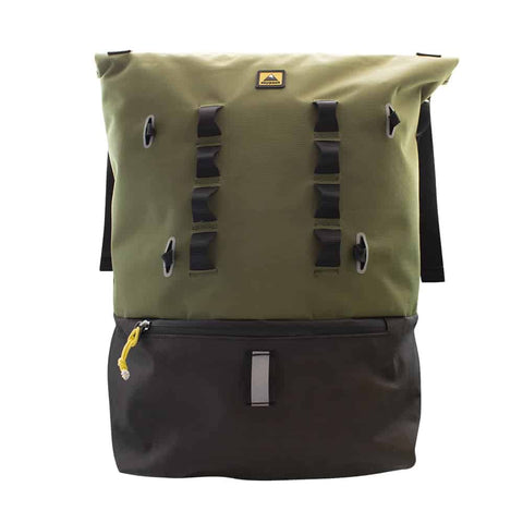 "MOCHILA URBAN BIKE PARA LAPTOP DE 15.6"" VERDE"