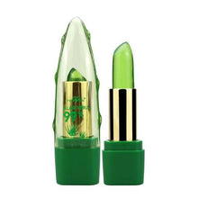 99% ALOE VERA LIPSTICK - NATURAL TEMPERATURE COLOR CHANGING JELLY LIPSTICK