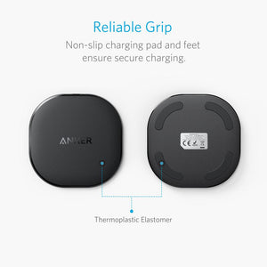 Anker Wireless Charging Pad for IPhone and Samsung