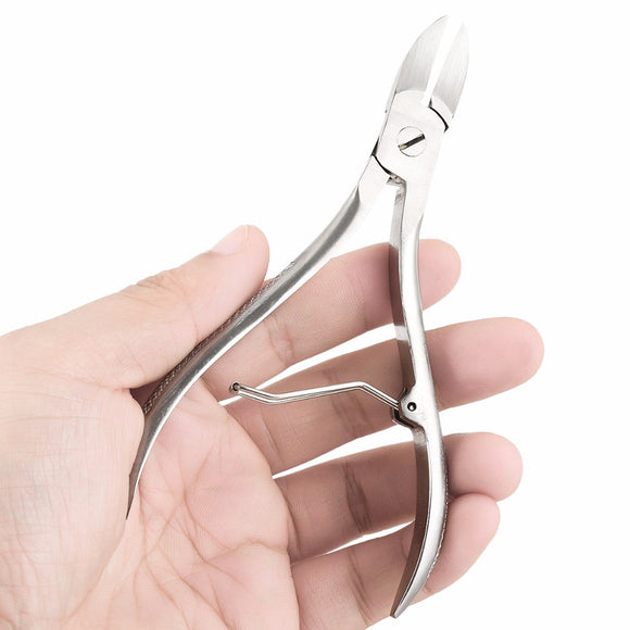 Hot Sale 1 Pieces Feet Care Toe Nail Clippers Trimmer Cutters Professional Paronychia Nippers Chiropody Podiatry Foot Care