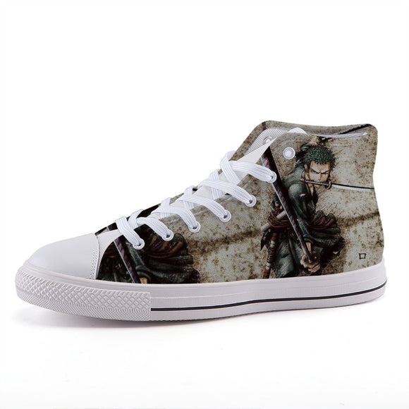 OnePiece Zoro Sneakers shoes