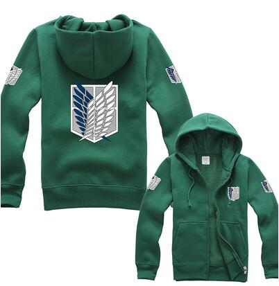 Attack On Titan Casual Hoodies Sweatshirt