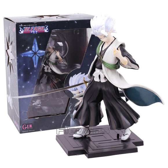 BLEACH Hitsugaya Toushirou PVC Figure Collectible Model Toy 18cm