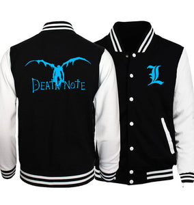 Death Note jacket sweatshirts