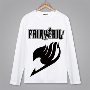 Fairy Tail T-Shirt Long Sleeves