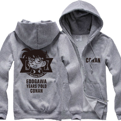 Detective Conan Hoodies Jacket coat