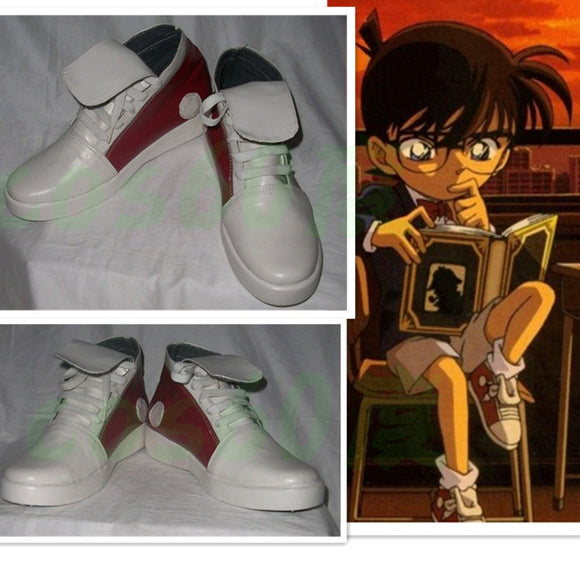 Detective Conan Case Cosplay Conan Edogawa Shoes S008