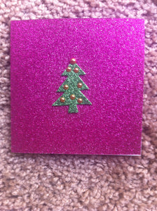 Gift Box Christmas Card 5pk