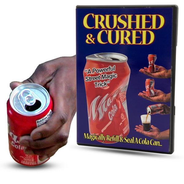 Crushed & Cured - Eagle Magic Store