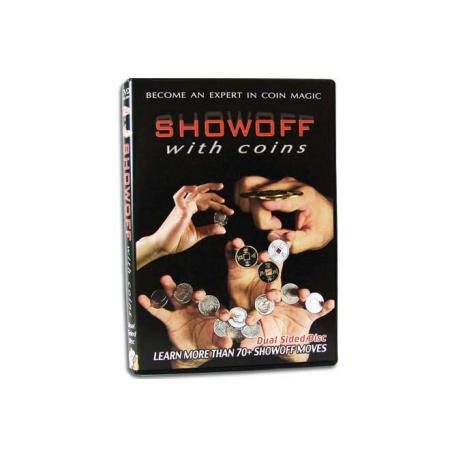 Showoff with Coins - Eagle Magic Store