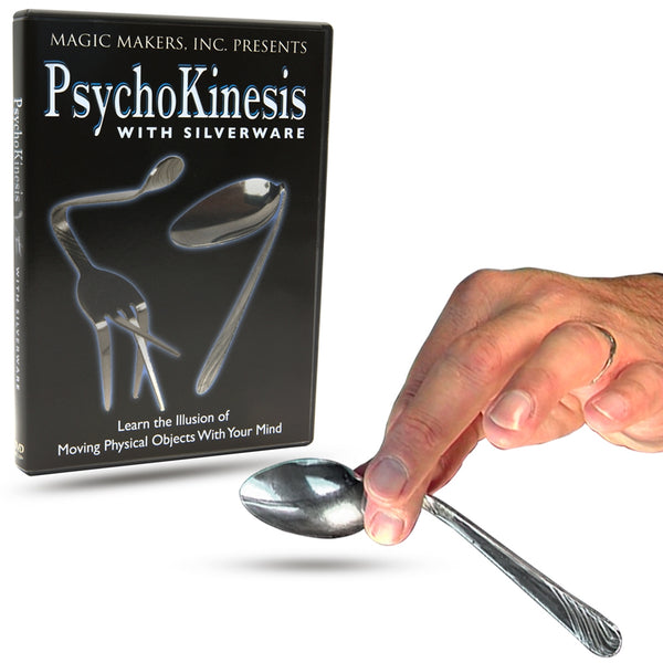 PsychoKinesis with Silverware - Eagle Magic Store