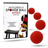Encyclopedia of Sponge Ball Magic - Eagle Magic Store