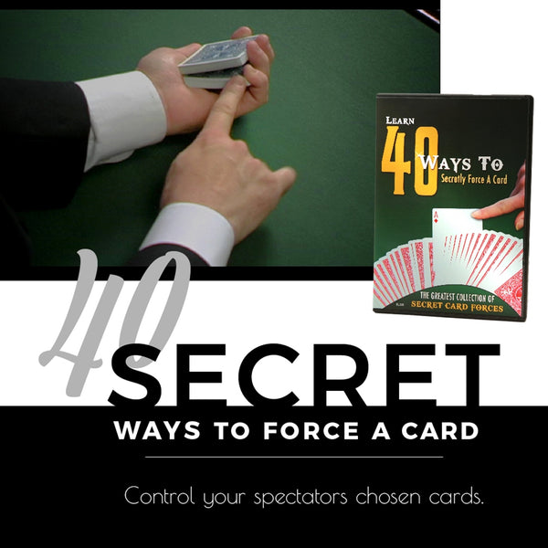 40 Ways to Force A Card - Eagle Magic Store