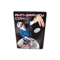 Anti-Gravity Coin - AKA Muscle Pass - Eagle Magic Store