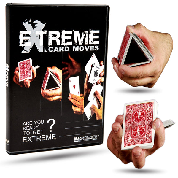 Extreme Card Moves - Eagle Magic Store