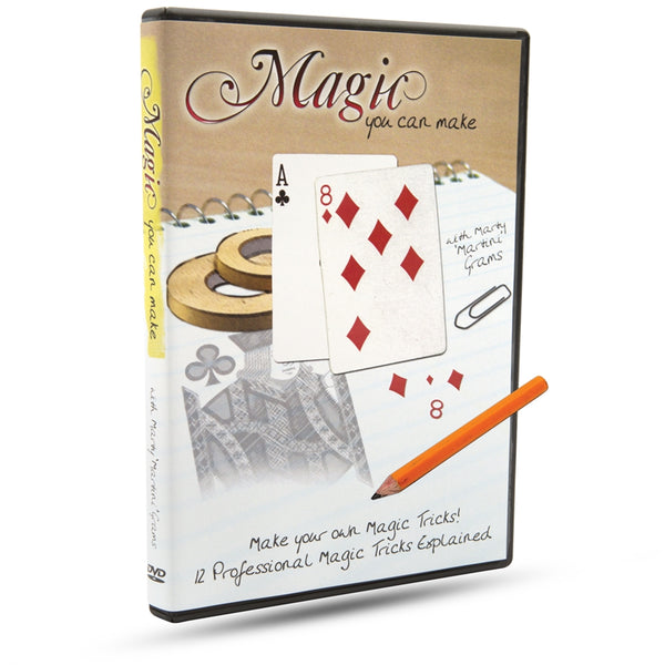 Magic You Can Make Yourself - Eagle Magic Store