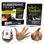 HotShot - The Complete Course In Rubberband Magic - Eagle Magic Store