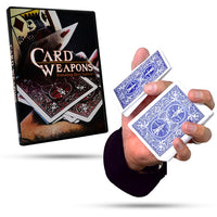 Card Weapons - Eagle Magic Store