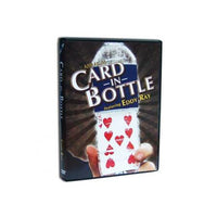 Appearing Card In Bottle - Eagle Magic Store