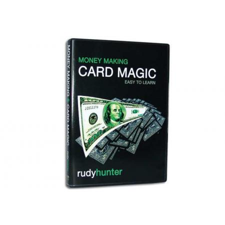Money Making Card Magic - Eagle Magic Store
