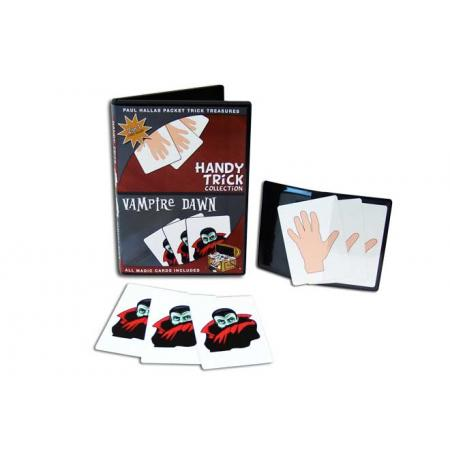 Handy Trick Collection & Vampire Dawn Packet Tricks + DVD - Eagle Magic Store