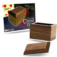 Illusion Card Box - Appearing Card In Box Trick - Eagle Magic Store