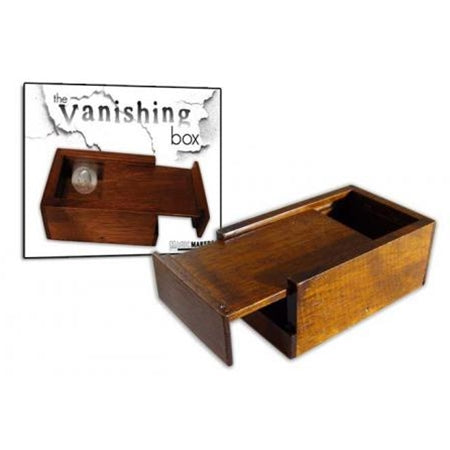 The Vanishing Box - (Rattle Box Original)
