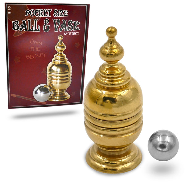 Pocket Ball & Vase - Eagle Magic Store