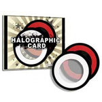 Halographic Card - Eagle Magic Store