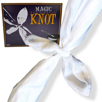 Magic Knot (Slydini Silks) - Eagle Magic Store