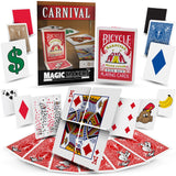 Carnival Trick Cards - Eagle Magic Store