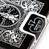 Black Spider Deck - Bicycle - Eagle Magic Store