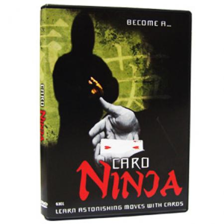 Card Ninja Magic Training Course - Eagle Magic Store