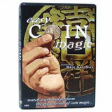 Easy Coin Magic - More Than 50 Effects & Routines - Eagle Magic Store
