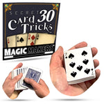 30 Secret Card Tricks - Eagle Magic Store