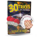 30 Tricks & Tips-SleightofHand - Eagle Magic Store
