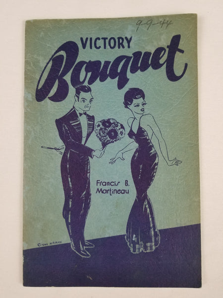 Victory Bouquet by Francis B. Martinez pamphlet