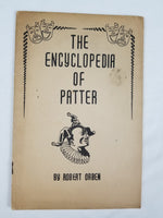 The Encyclopedia of Patter by Robert Orben