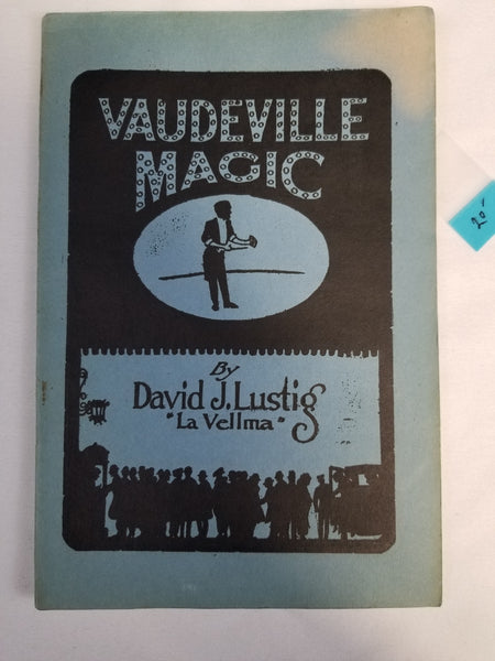 Vaudeville Magic