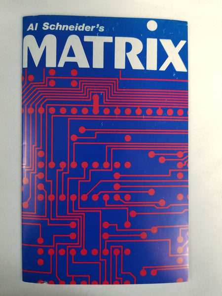 Matrix by Al Schdeider