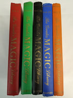 The Greater Magic Library. 5 volume set