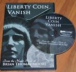 Liberty Coin Vanish - Eagle Magic Store