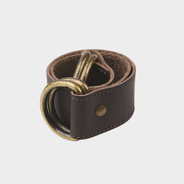 Leather Carry Strap, Brown
