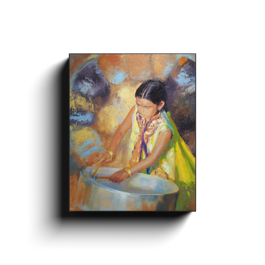 THE PANNIST II Canvas Print Gallery Wraps