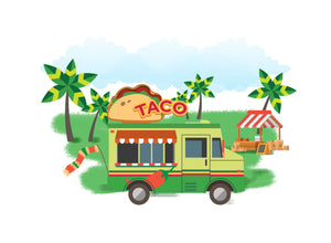 Rental Agreement for Food Stand Vendor